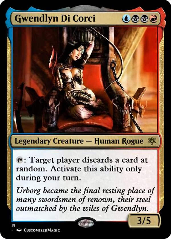 2 - Magic the Gathering Proxy Cards