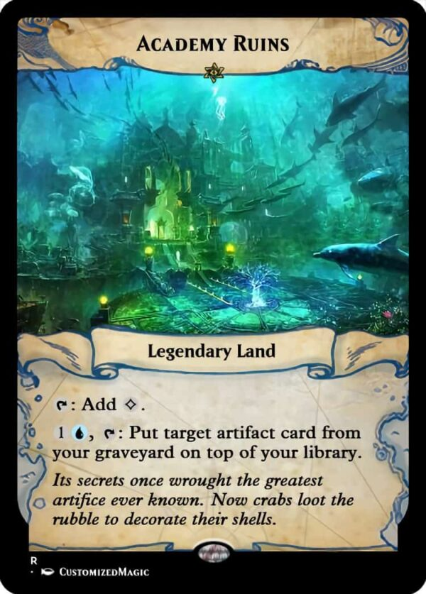 Academy Ruins 22 - Magic the Gathering Proxy Cards