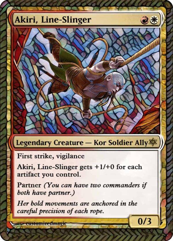 Akiri Line - Magic the Gathering Proxy Cards