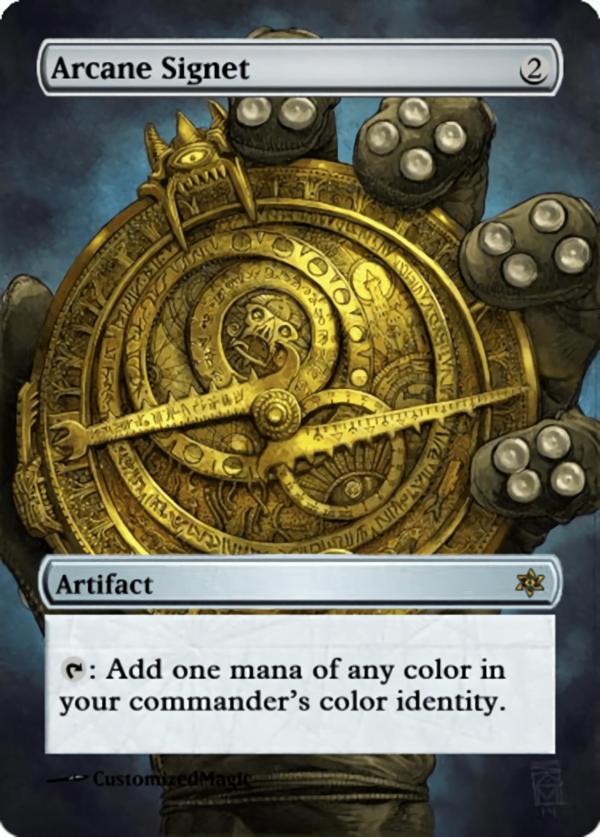 Arcane Signet.11 - Magic the Gathering Proxy Cards