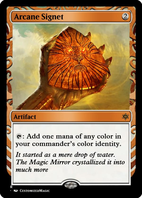 Arcane Signet.2 - Magic the Gathering Proxy Cards