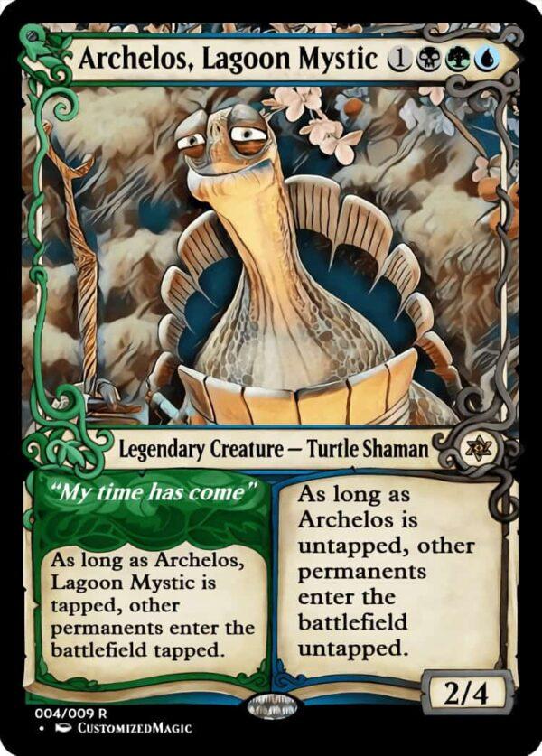 Archelos Lagoon - Magic the Gathering Proxy Cards