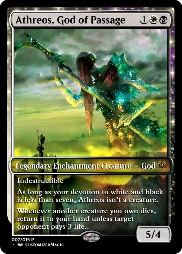 Athreos God of Passage - Magic the Gathering Proxy Cards