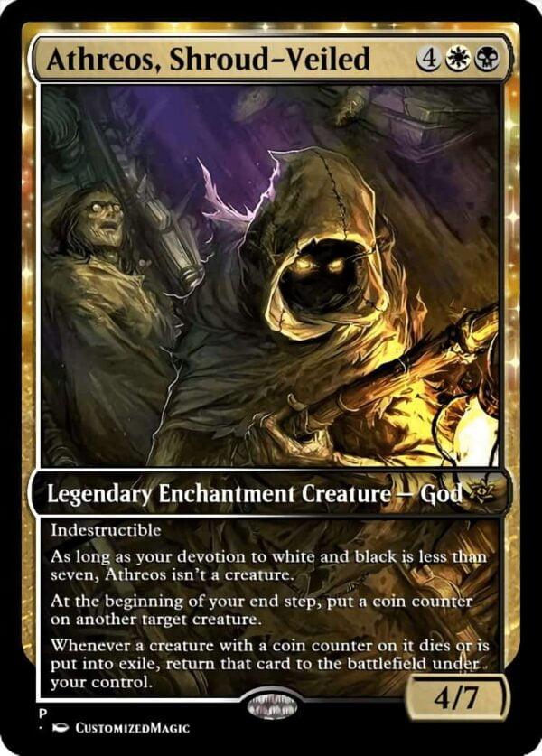 Athreos Shroud Veiled.1 - Magic the Gathering Proxy Cards