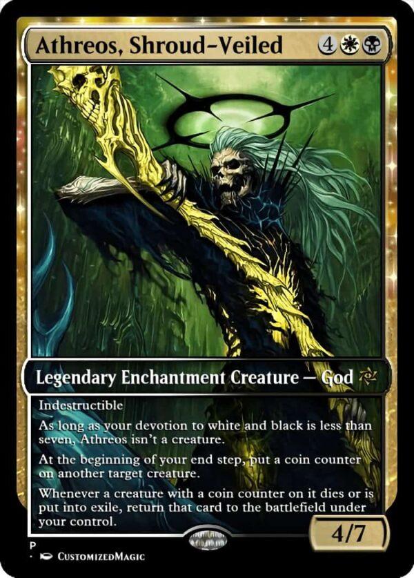 Athreos Shroud Veiled.2 - Magic the Gathering Proxy Cards