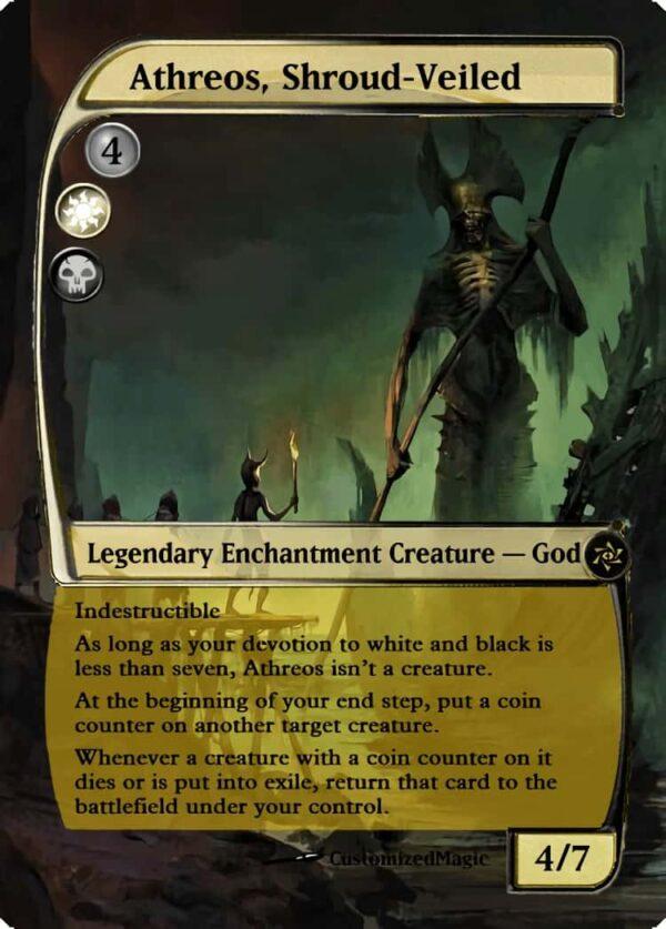 Athreos Shroud Veiled.3 - Magic the Gathering Proxy Cards