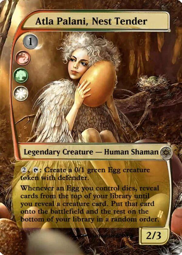 Atla Palani Nest - Magic the Gathering Proxy Cards