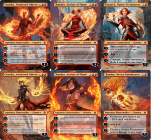 Chandra from Core Set 2020