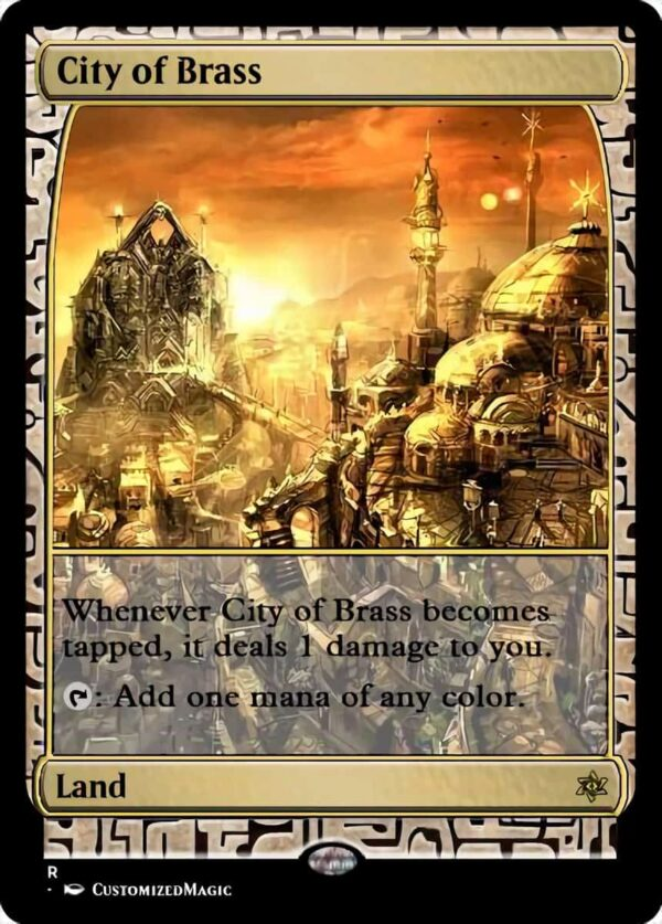 City of - Magic the Gathering Proxy Cards