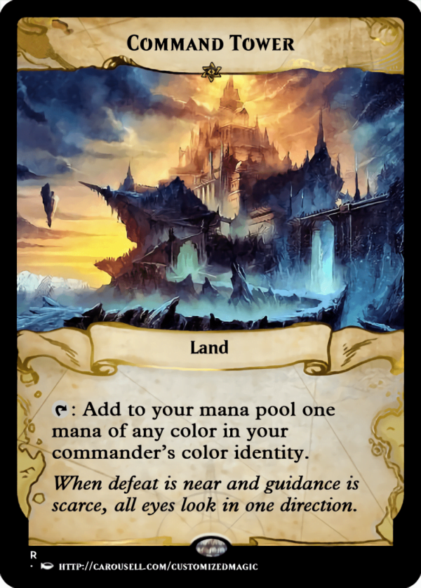 Command - Magic the Gathering Proxy Cards