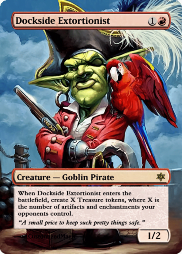 Dockside - Magic the Gathering Proxy Cards