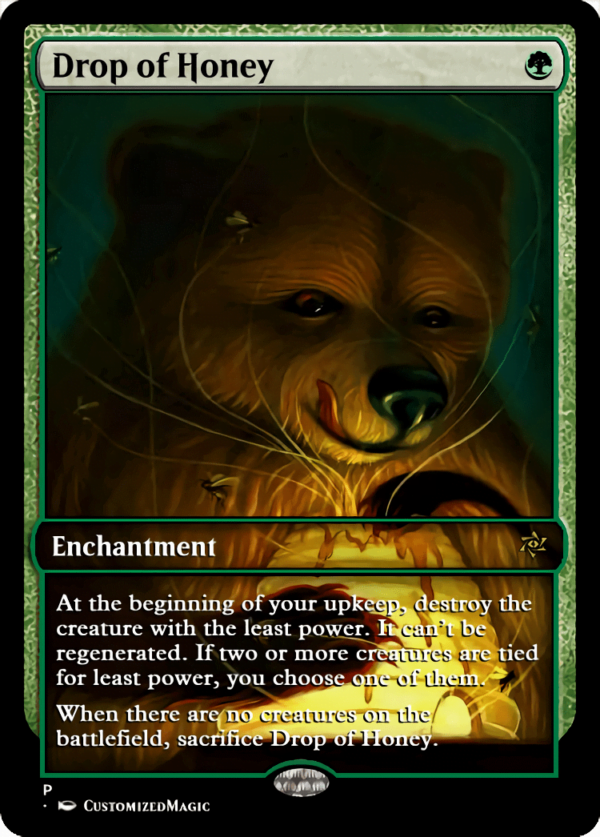 Drop of Honey.5 - Magic the Gathering Proxy Cards