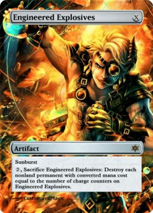 Engineered Explosives