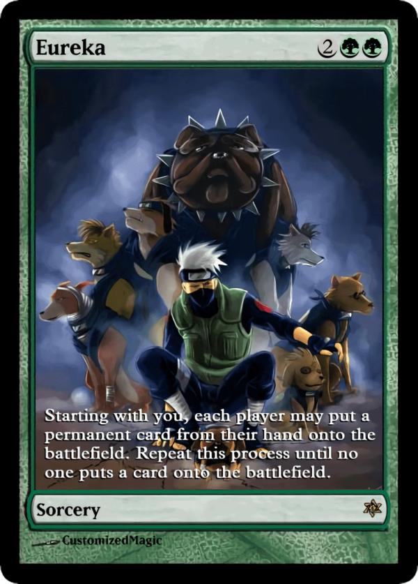 Eureka.5 - Magic the Gathering Proxy Cards