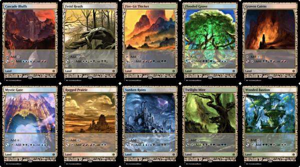 Filter Lands
