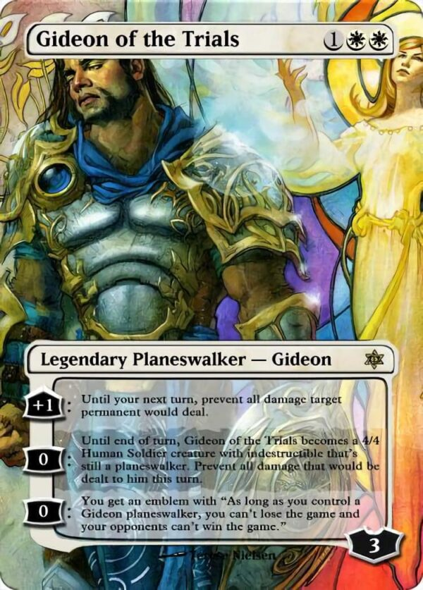 Gideon of the Trials.1 - Magic the Gathering Proxy Cards