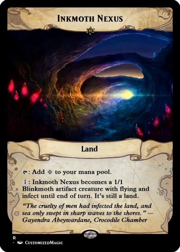 Inkmoth - Magic the Gathering Proxy Cards