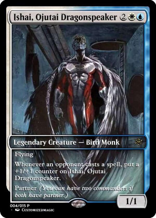 Ishai Ojutai Dragonspeaker - Magic the Gathering Proxy Cards