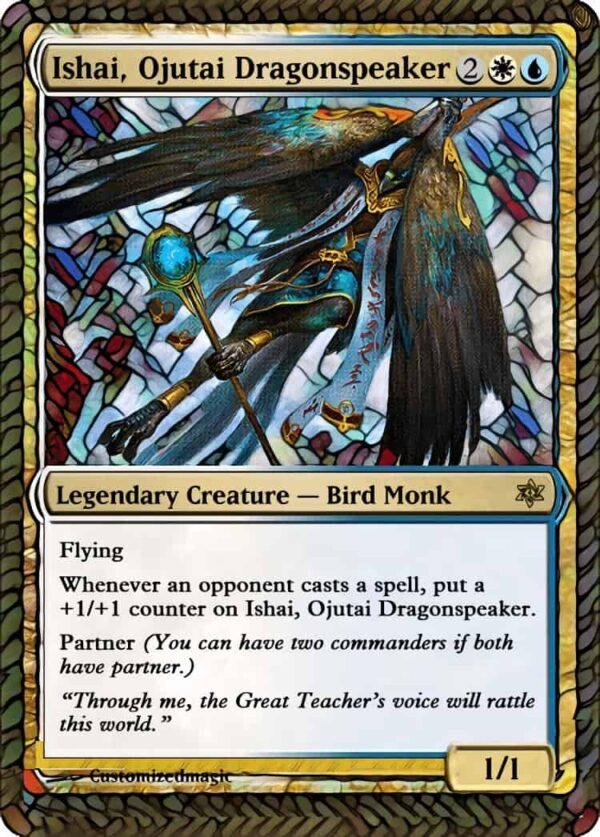 Ishai Ojutai - Magic the Gathering Proxy Cards