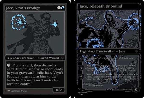 J2 - Magic the Gathering Proxy Cards