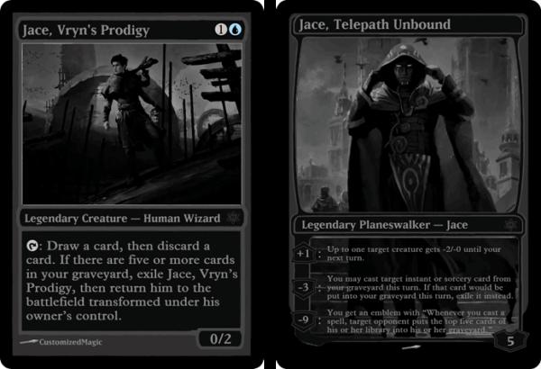 J3 - Magic the Gathering Proxy Cards