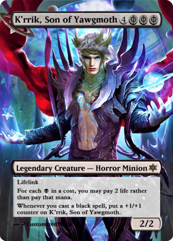 Krrik Son of - Magic the Gathering Proxy Cards