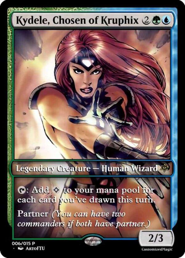 Kydele Chosen of - Magic the Gathering Proxy Cards