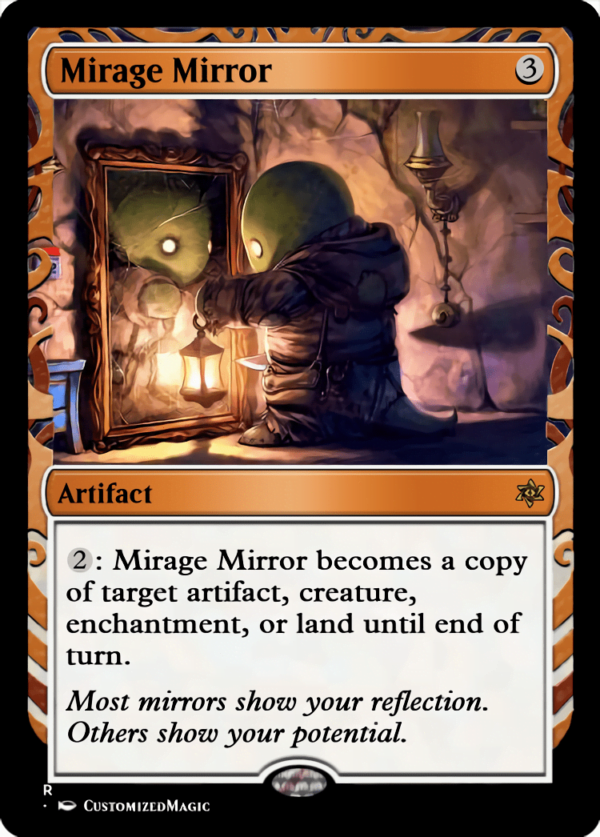 Mirage Mirror.5 - Magic the Gathering Proxy Cards