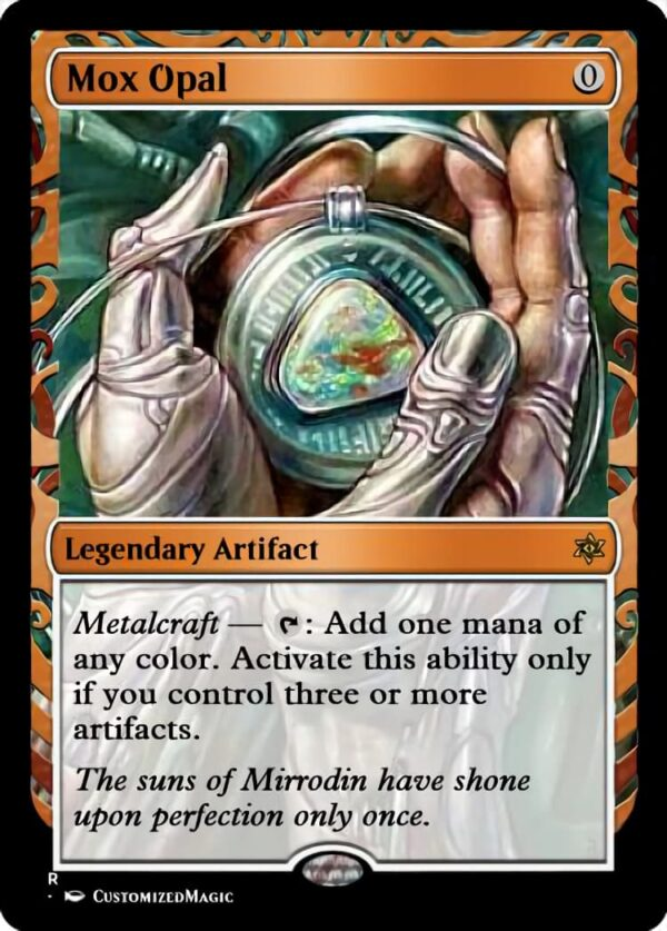 Mox Opal - Magic the Gathering Proxy Cards