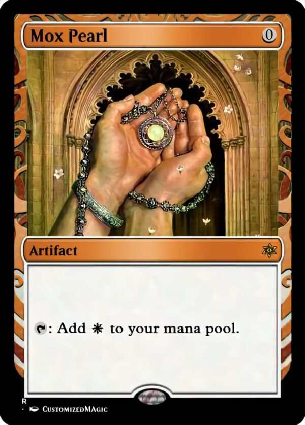 Mox Pearl - Magic the Gathering Proxy Cards