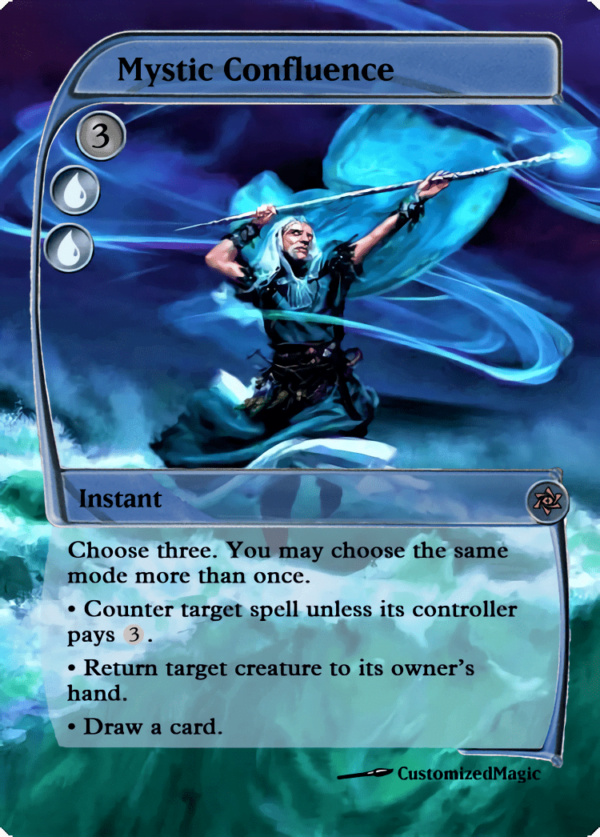 Mystic Confluence - Magic the Gathering Proxy Cards