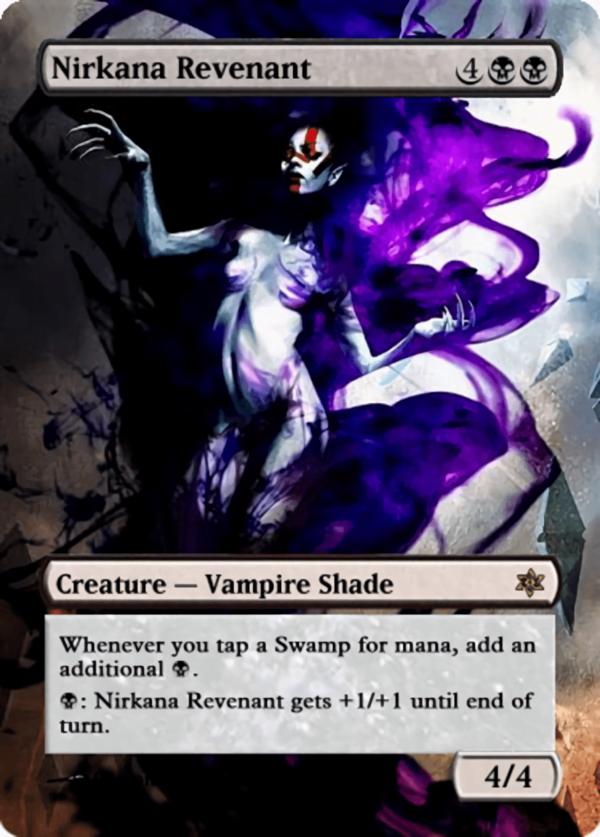 Nirkana Revenant 2 DO NOT USE - Magic the Gathering Proxy Cards