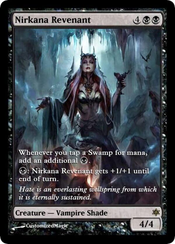 Nirkana Revenant.3 - Magic the Gathering Proxy Cards