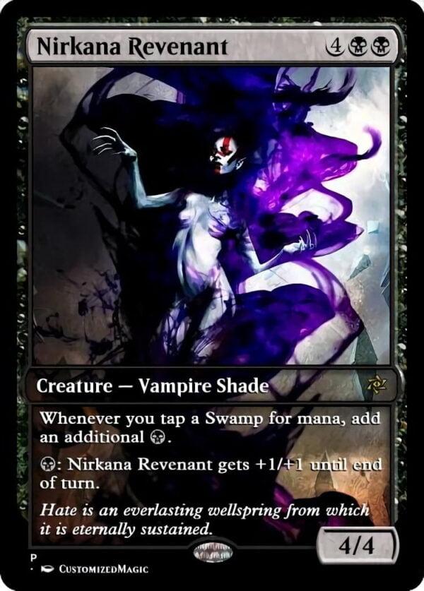 Nirkana Revenant.4 - Magic the Gathering Proxy Cards