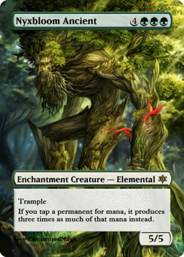Nyxbloom Ancient.11 - Magic the Gathering Proxy Cards