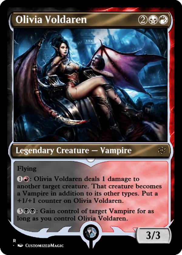 Olivia Voldaren.3 - Magic the Gathering Proxy Cards