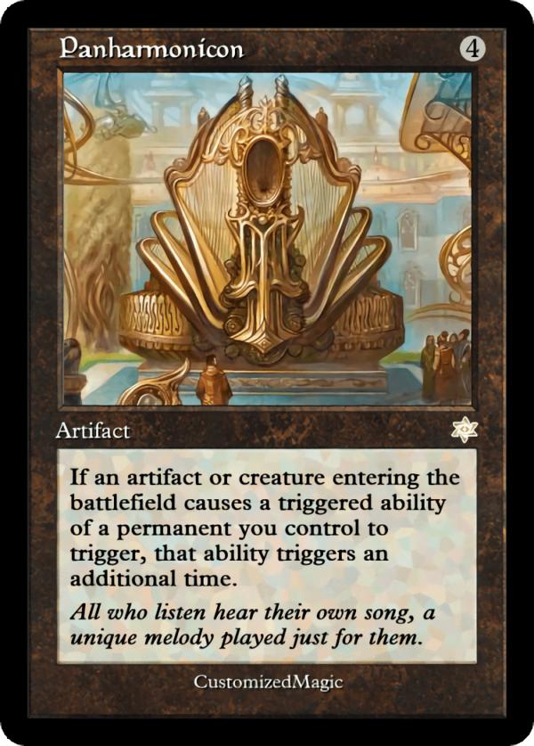 Panharmonicon.5 - Magic the Gathering Proxy Cards
