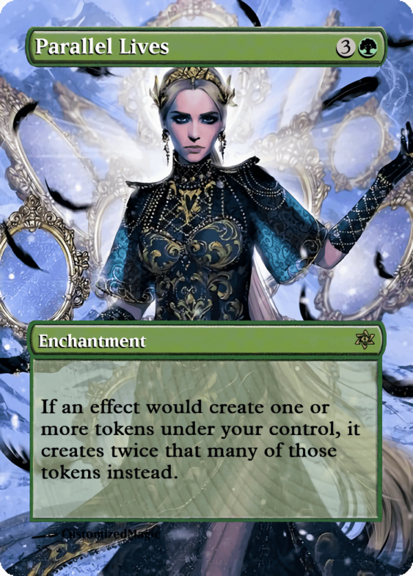 Parallel Lives.4 - Magic the Gathering Proxy Cards