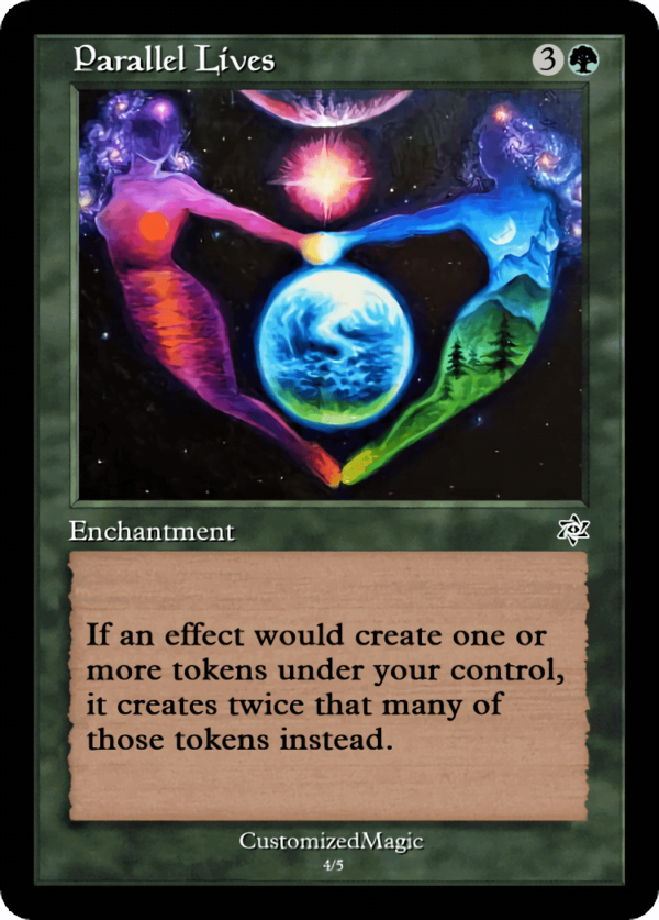 Parallel Lives.5 - Magic the Gathering Proxy Cards