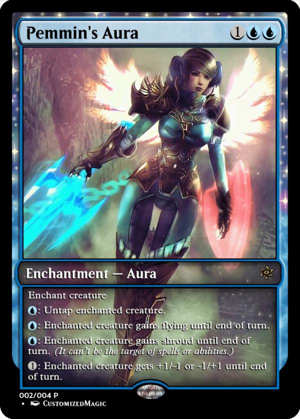 Pemmins Aura.2 - Magic the Gathering Proxy Cards