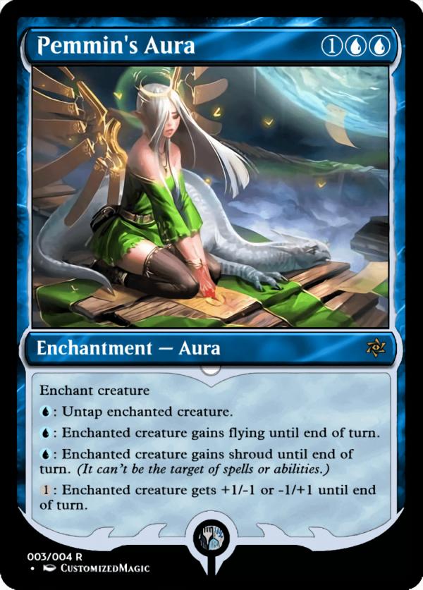 Pemmins Aura.3 - Magic the Gathering Proxy Cards