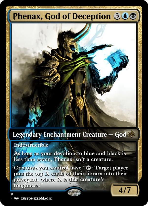 Phenax, God of Deception