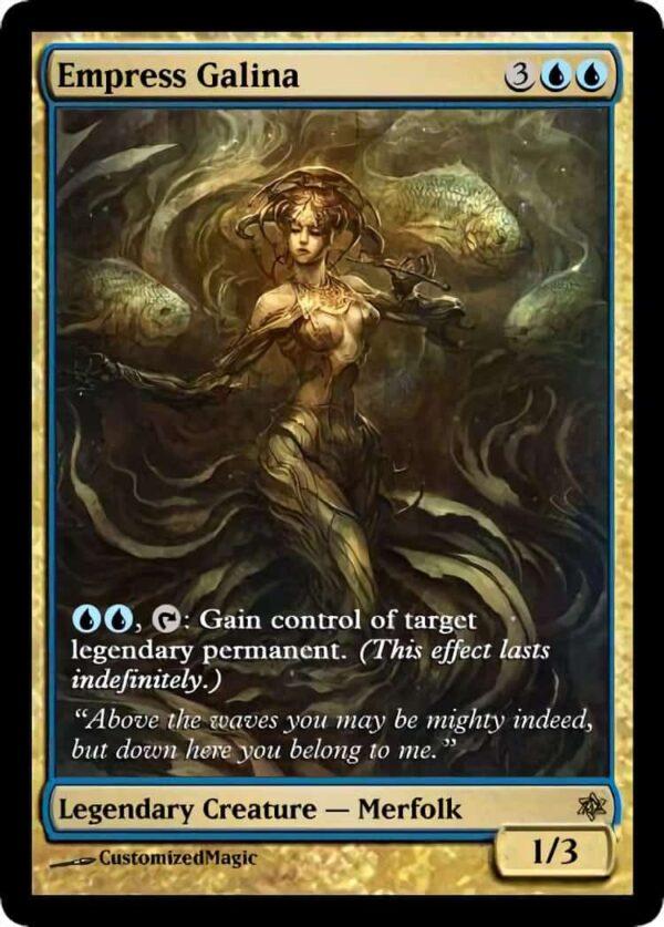 Empress Galina