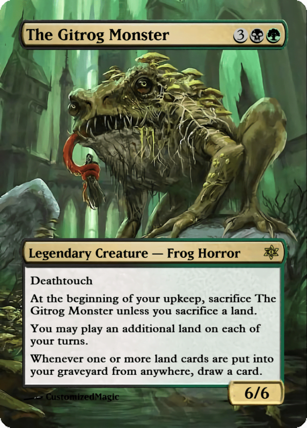 The Gitrog Monster
