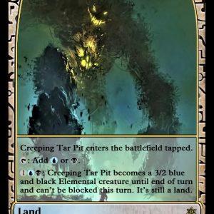 Creeping Tar Pit