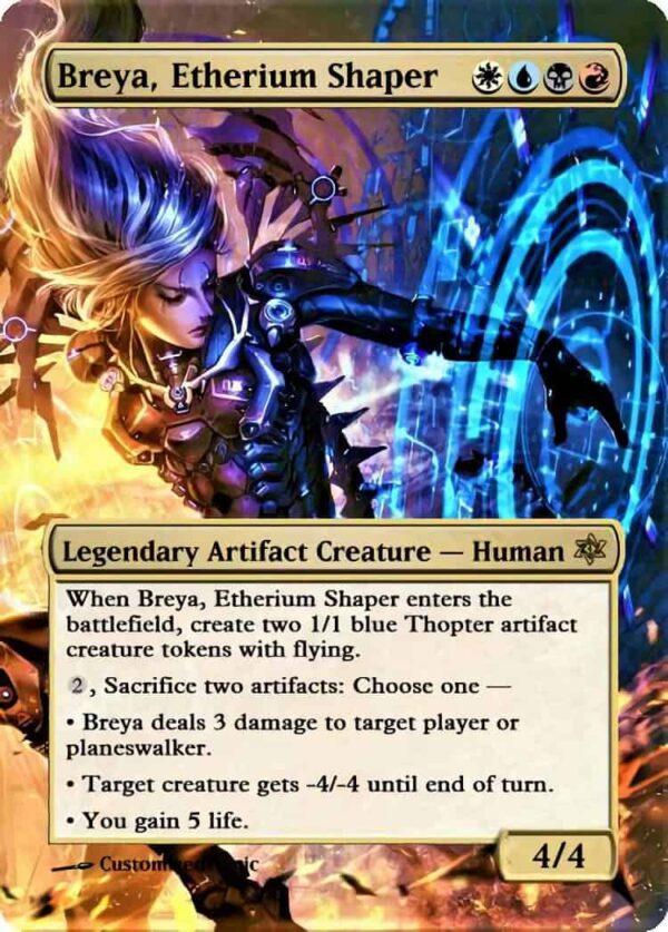 Breya, Etherium Shaper