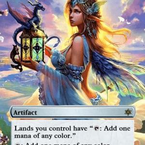 Chromatic Lantern