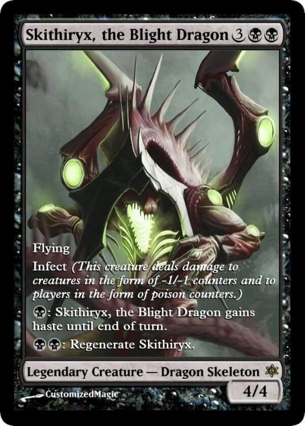 Pic 4 - Magic the Gathering Proxy Cards