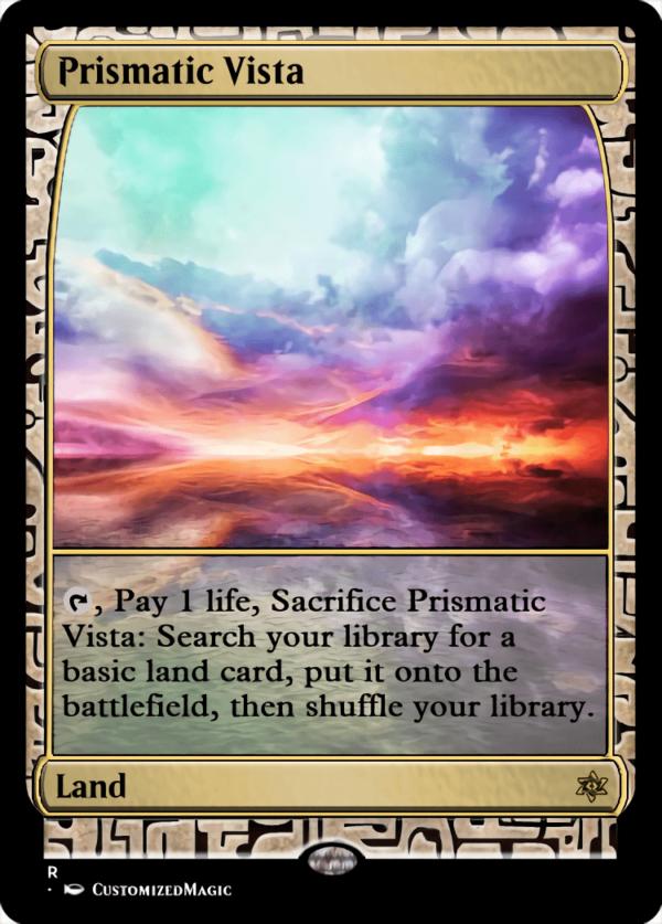 Prismatic Vista