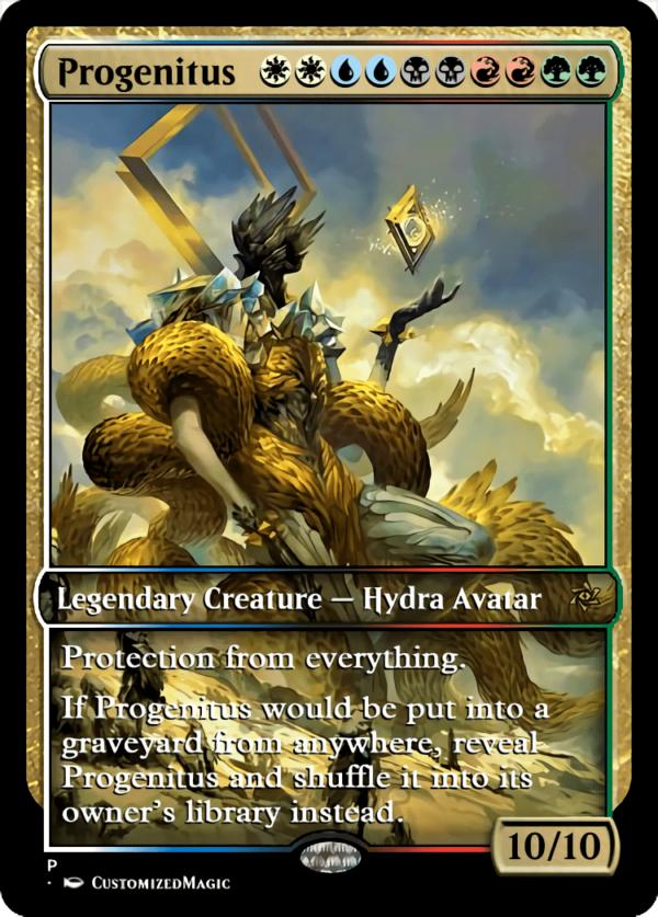 Progenitus.3 - Magic the Gathering Proxy Cards